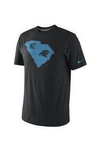 Nike pulls Panthers shirt with wrong Carolina
