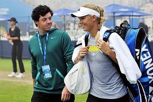 McIlroy & Wozniacki