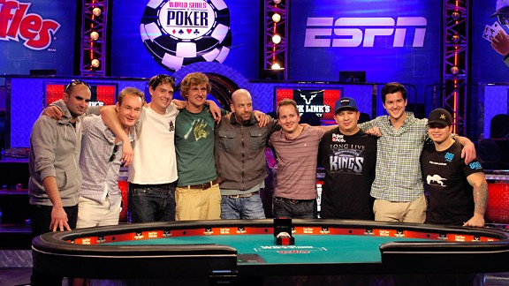 how to make it to the final table in poker