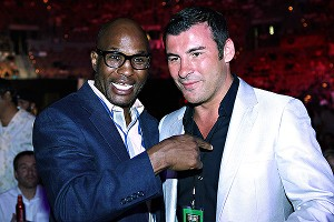 Hopkins/Calzaghe