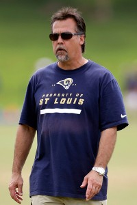 Rams' preseason approach