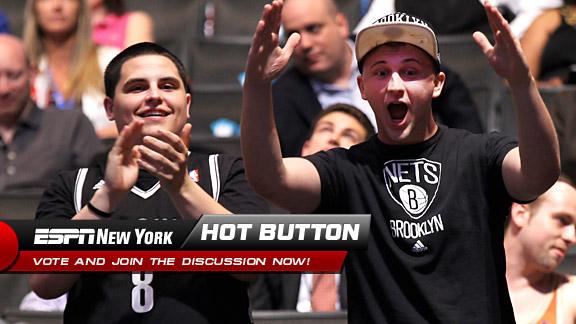 Brooklyn Nets fans