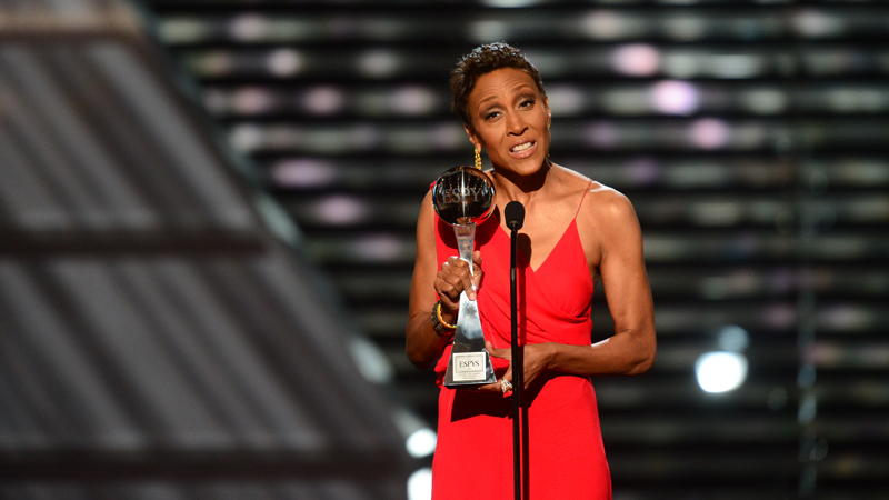 Robin Roberts during The 2013 ESPYS.