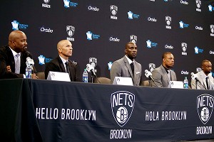 Brooklyn Nets new players