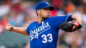 Shields $13.5M option exercised by Royals