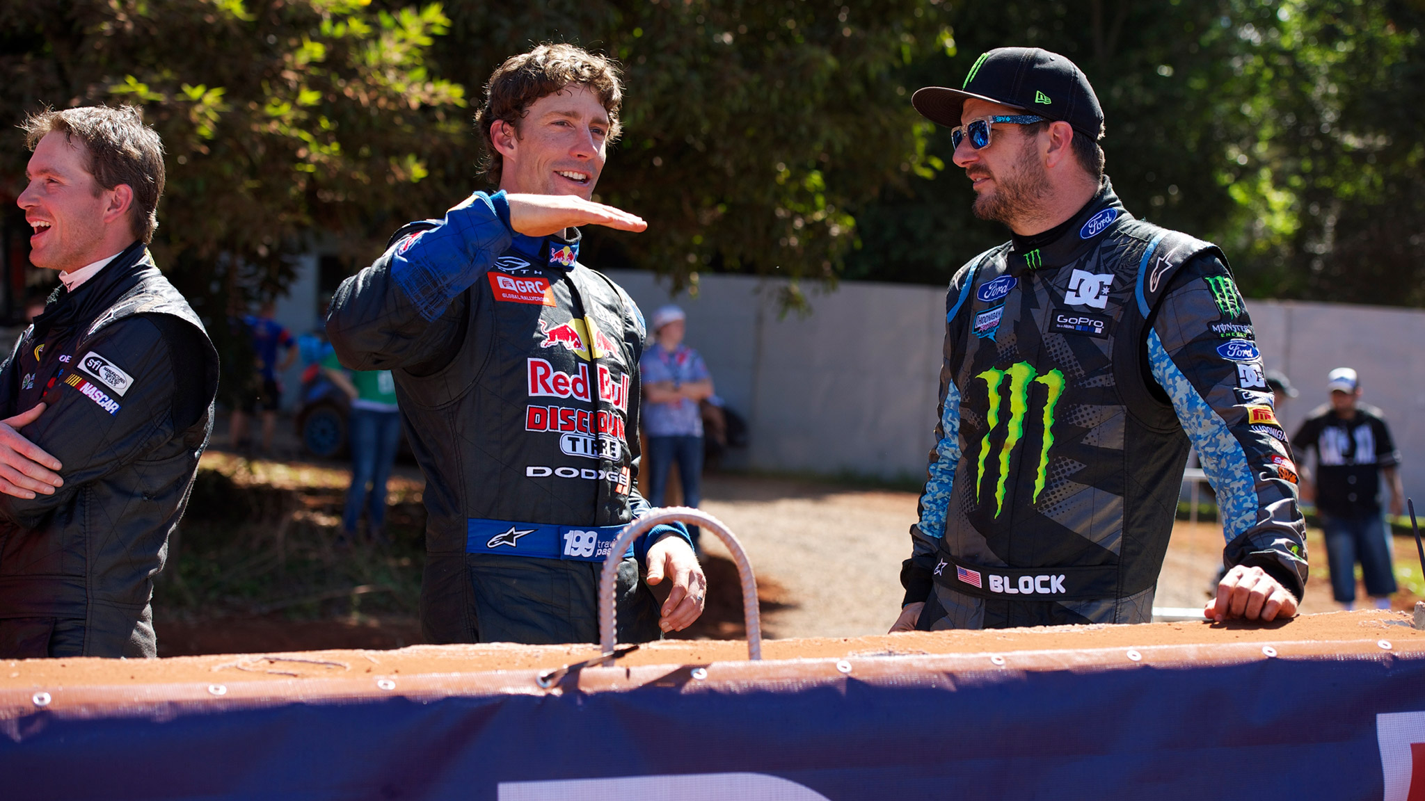 Ken Block, Foz do Iguau