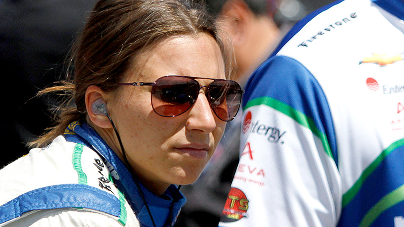 Simona de Silvestro came back refreshed from her trip to Vermont and had her best finish on an oval: an 11th at Pocono.