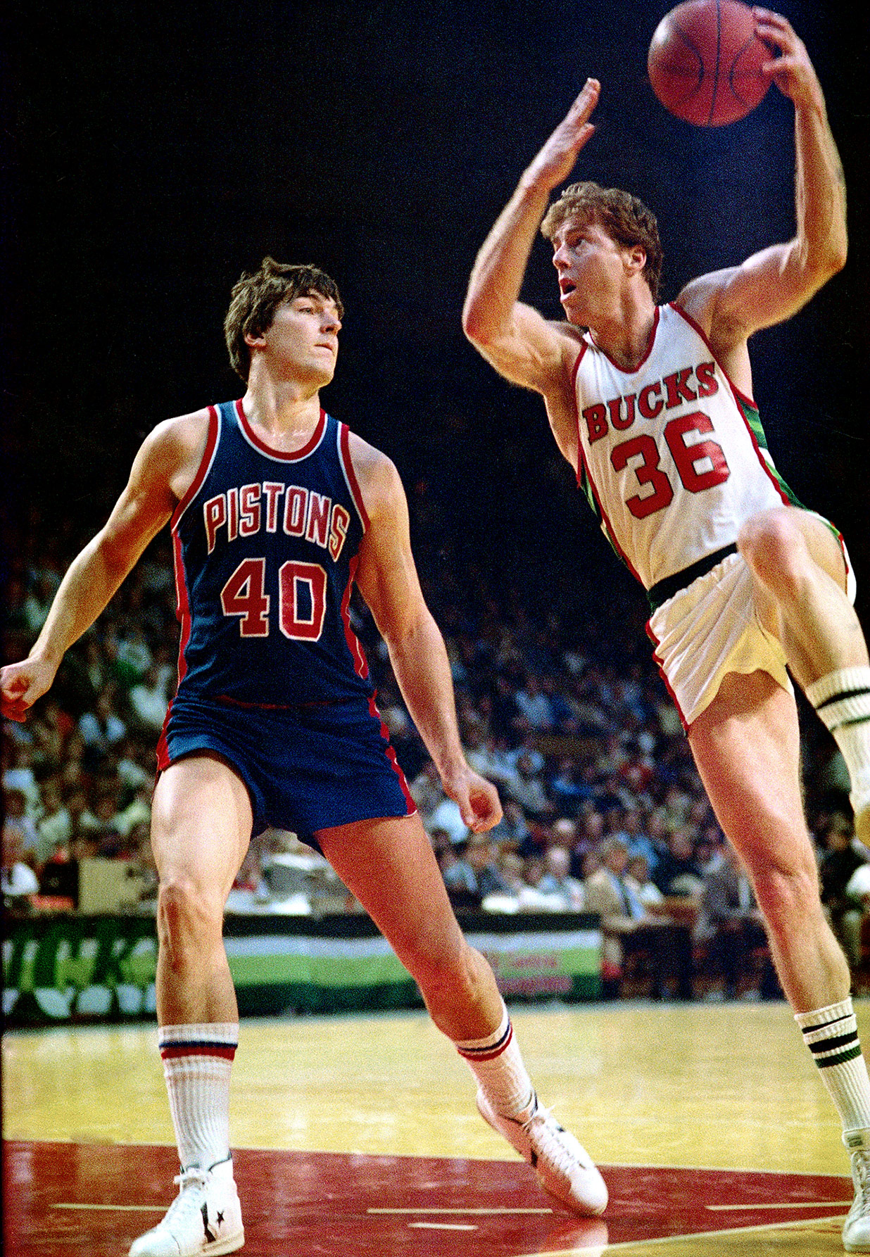 Pursuing Perfection: Bill Laimbeer
