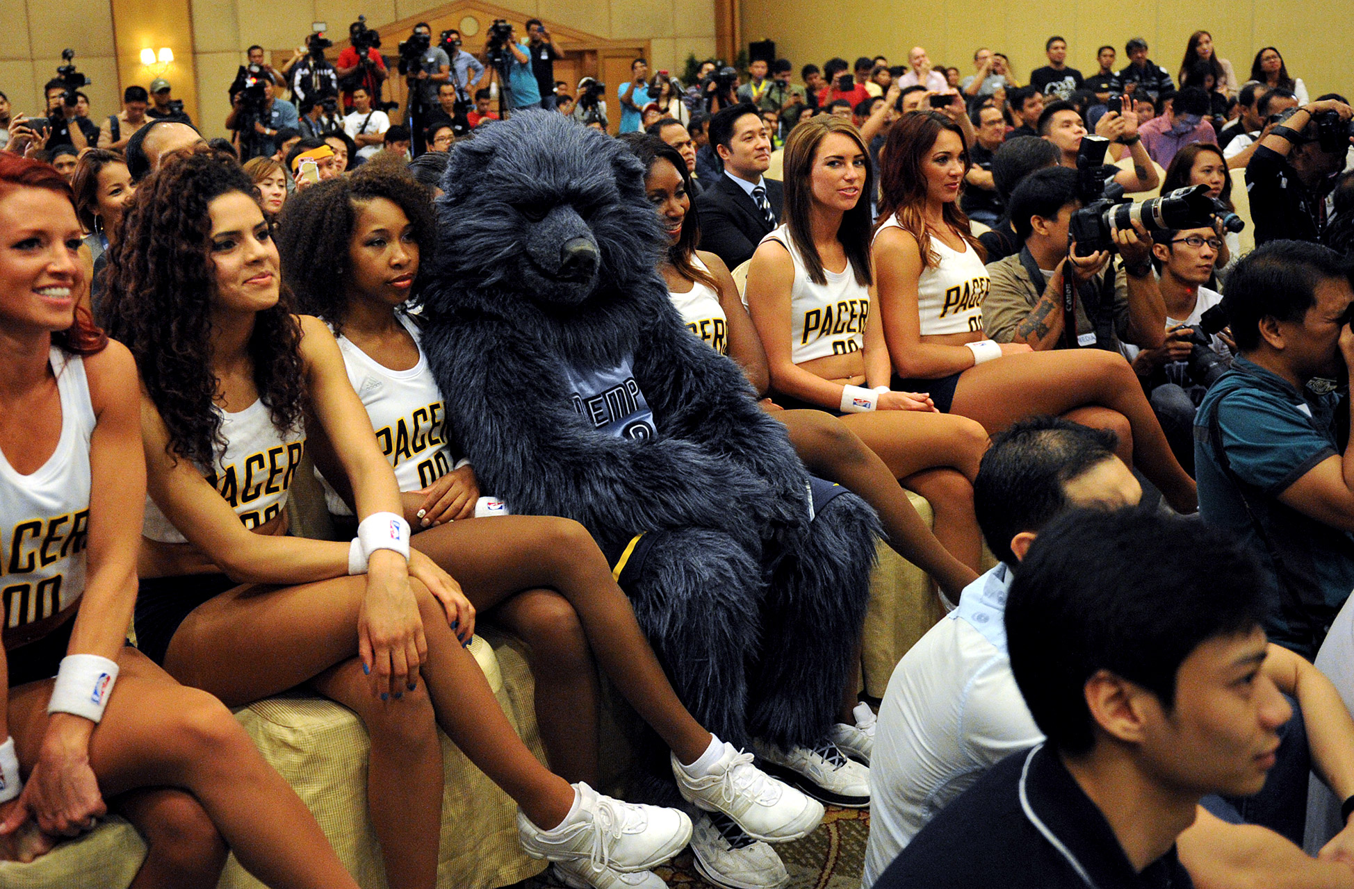 Pacemates and Grizz