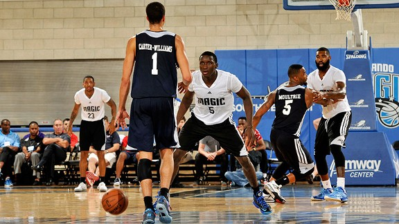 Michael Carter-Williams, Victor Oladipo