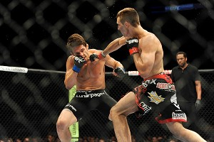Rory MacDonald and Jake Ellenberger
