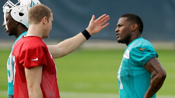 Ryan Tannehill, Mike Wallace