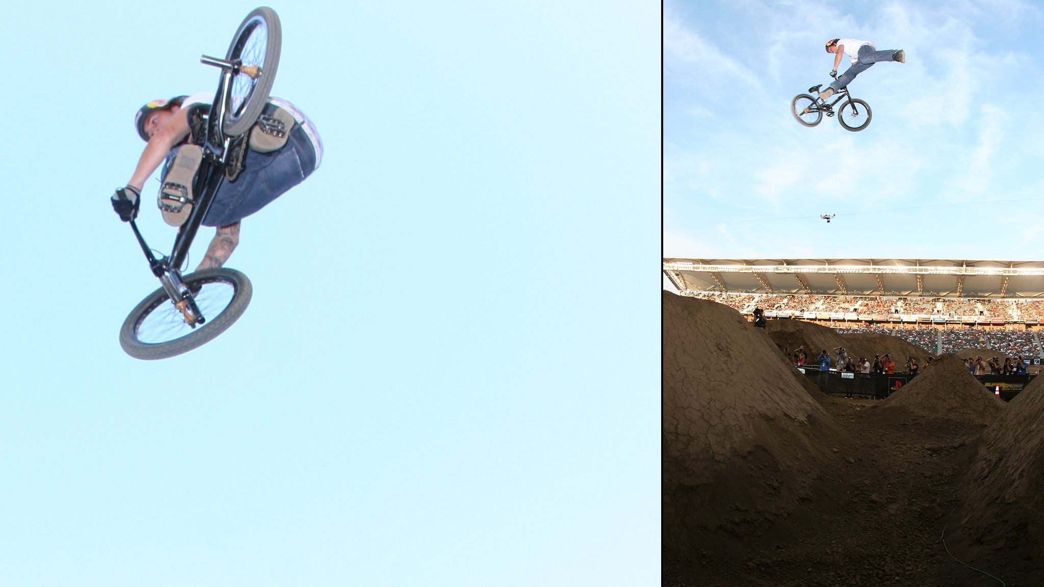 Corey Bohan dominates BMX Dirt-16  BMX Dirt Domination, 2006