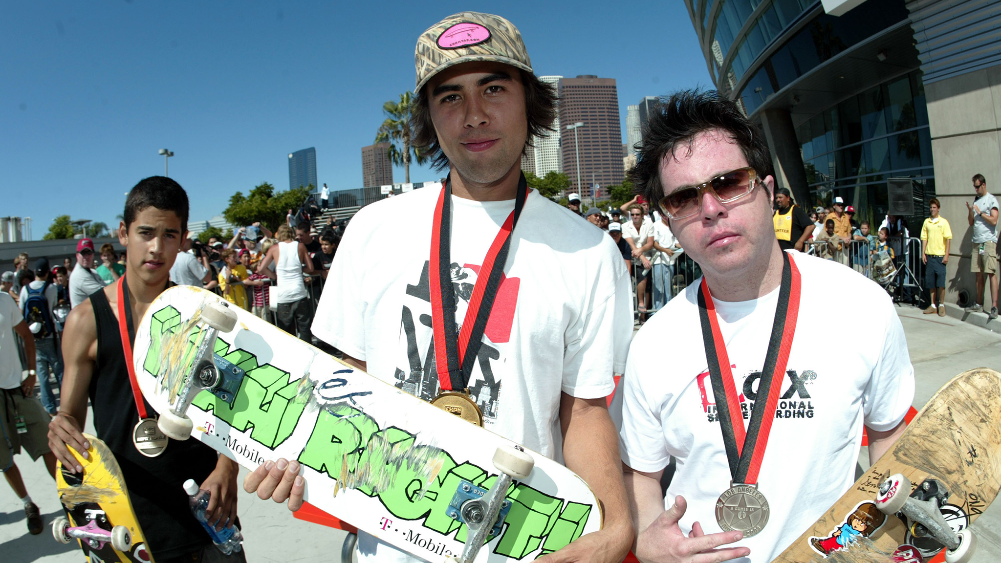 X Games comes to Los Angeles