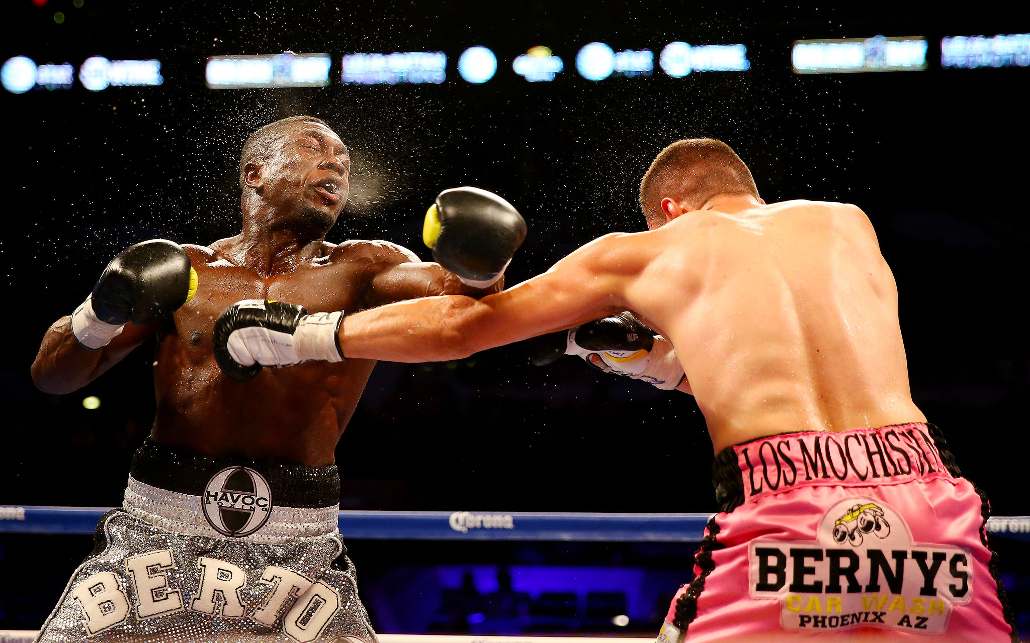 Berto vs Soto Karass