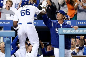 Yasiel Puig, Don Mattingly