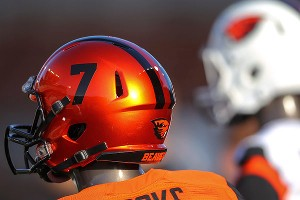 Oregon State helmet