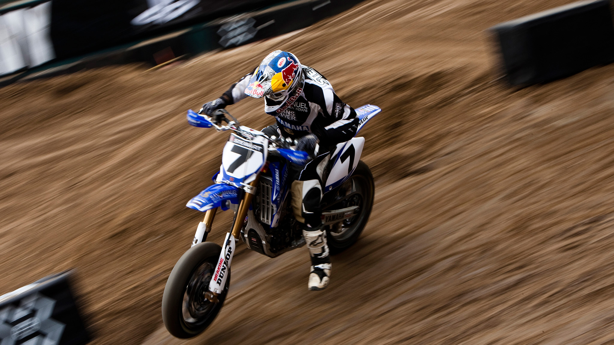 James Stewart vs. Chad Reed