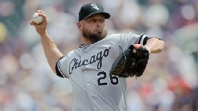 Astros, reliever Crain agree to 1-year deal