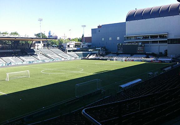 Portland Pitch