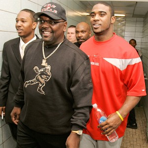 Ted Ginn Sr., Troy Smith