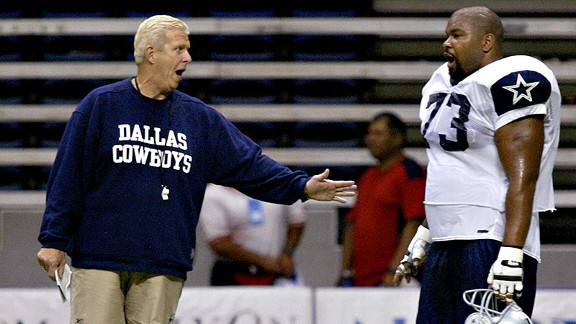 Taylor: Allen, Parcells built own paths to HOF