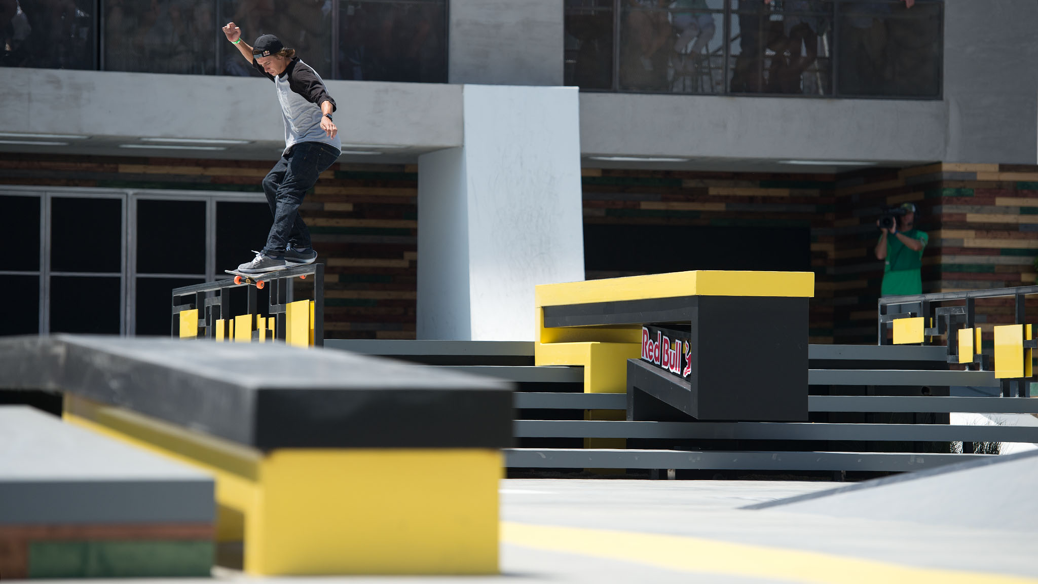 X Games Los Angeles kicked off Thursday morning with SLS Select, where Ryan Decenzo qualified in the top position and earned himself a spot in the main Street League at X Games event on Friday.