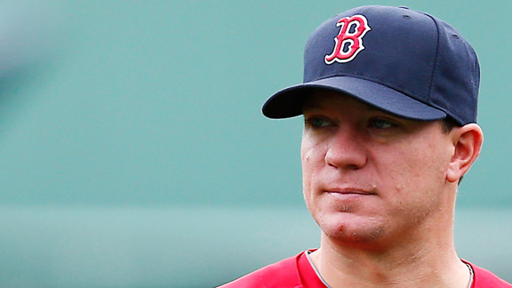 Peavy Fully Healthy Except For His Eyes Boston Red
