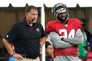 Greg Schiano and Darrelle Revis