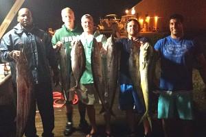 Jacksonville Jaguars fishing