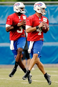 EJ Manuel and Kevin Kolb