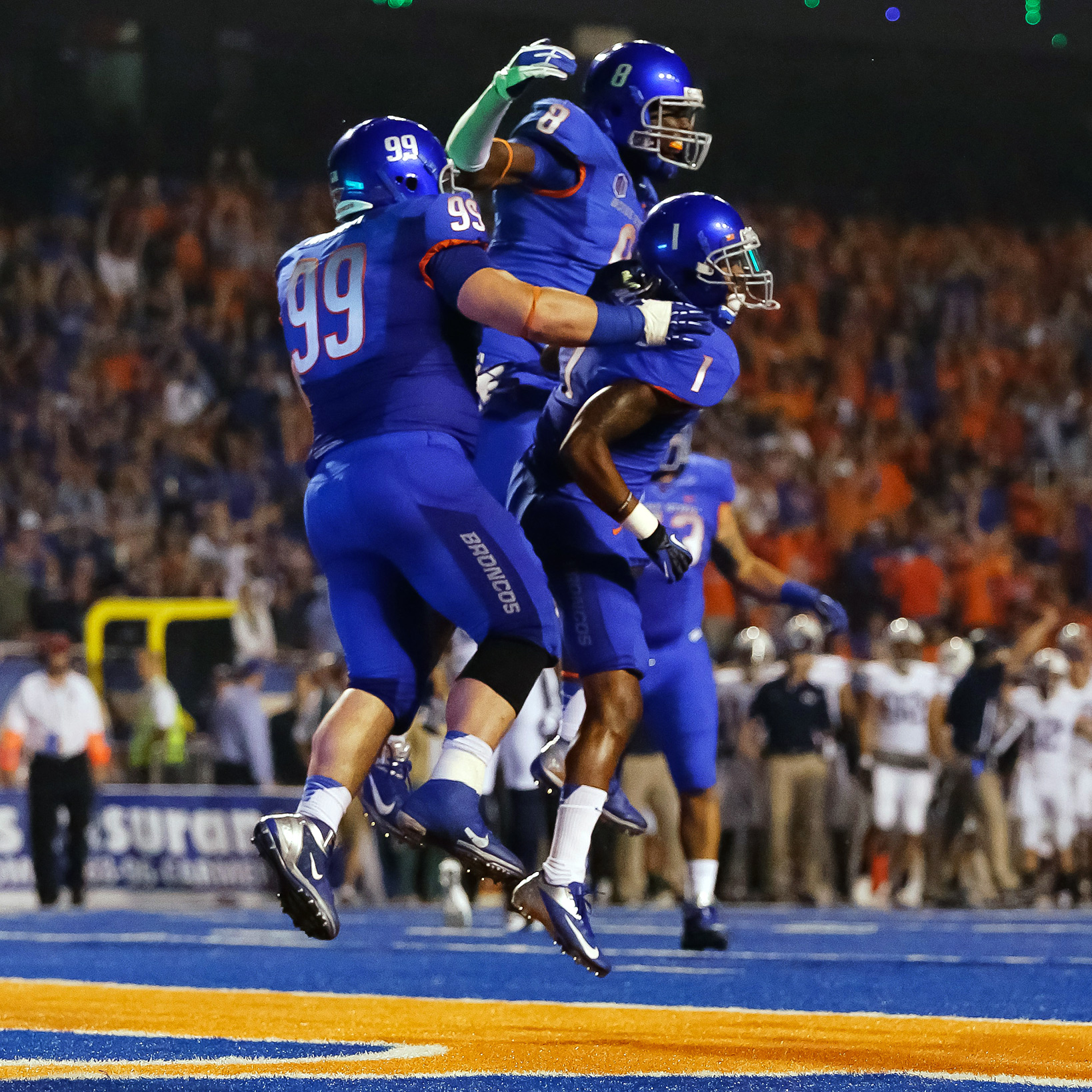 No. 21 Boise State