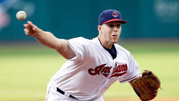 Justin Masterson, a free agent after the 2014 season, is open to a long-term deal with Cleveland.
