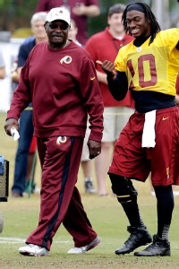 Redskins practice: Notes and observations