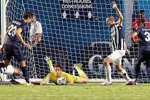 Champions Cup: Inter beat Juve; Everton lose