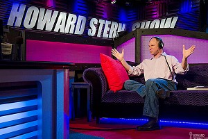 Berry on Howard Stern
