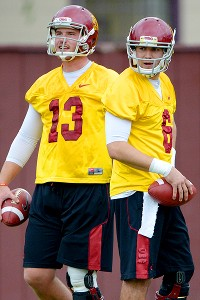 Max Wittek and Cody Kessler