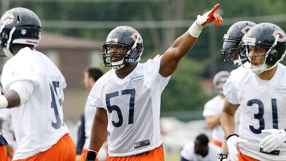Could Bostic get call to start opener?