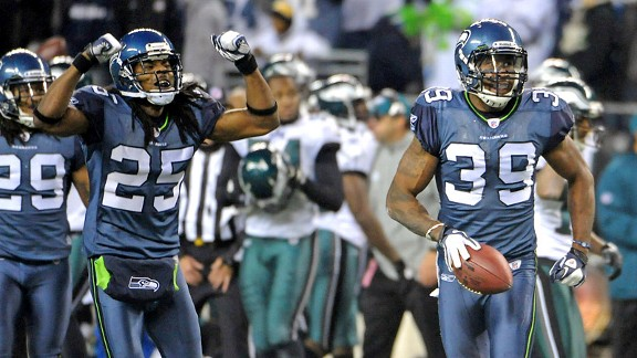 Brandon Browner, Richard Sherman