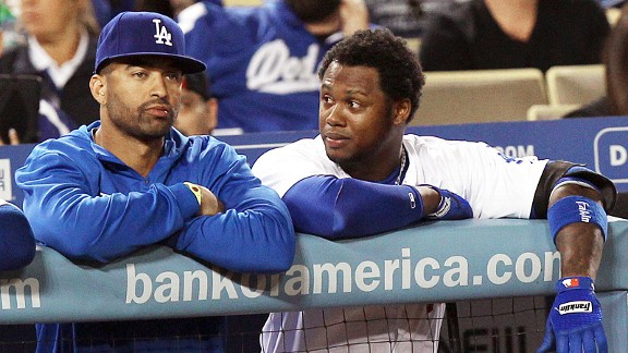 Matt Kemp and Hanley Ramirez