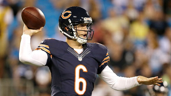 Cutler recovers from early interception