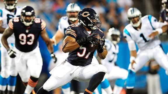 Bears' Bostic knows he's got work to do