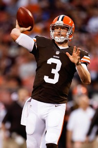 Weeden finally gets nod as Browns starter