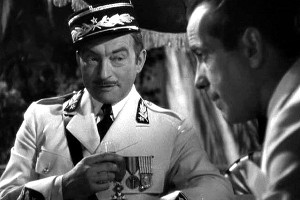 Captain Renault in Casablanca