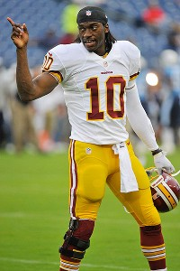 RG III: There is 'no conflict' with Shanahan