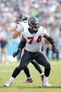 Texans Pro Bowl G Smith has knee scoped
