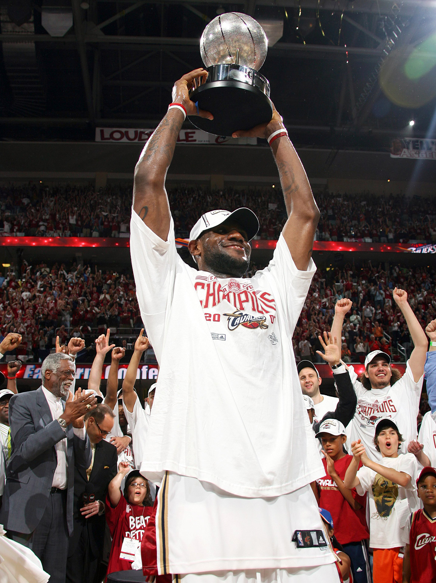 Pursuing Perfection: LeBron James