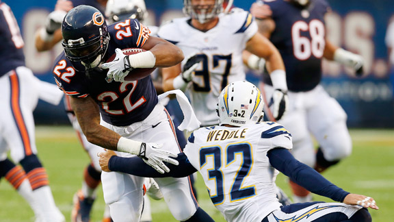 Five Things We Learned: Bears-Chargers