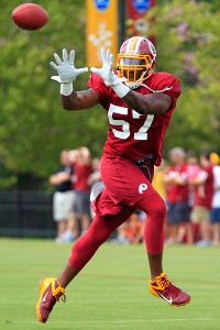 Redskins rookie report: Brandon Jenkins