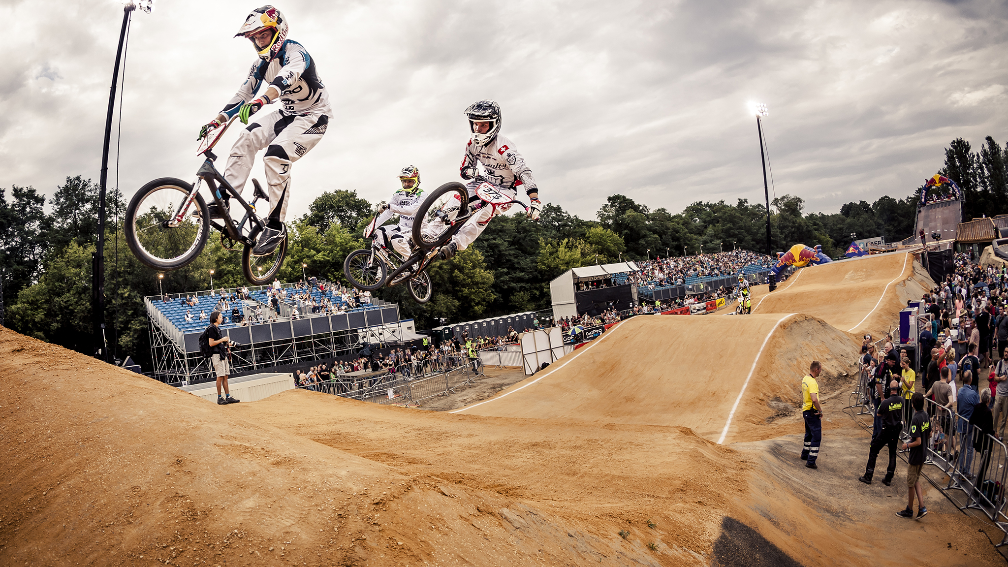 Track Overview - Gallery -- 2013 Red Bull R.evolution BMX ... X Games Bmx Wallpaper